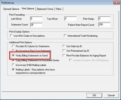 Posting MultiCode Procedures From The Ledger  Billing  Accounts