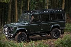Land Rover Defender 110 'Koop' by Arkonik | HiConsumption