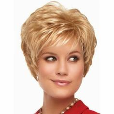 Light Color Women's Short Blonde Wig Fashion Synthetic Short Wigs Adjustable Size High Temperature Wig Cheap Wigs Online,High Quality wig short,China wig importer Suppliers, Cheap wig funny from Black Pretty Hair Short Hair With Layers, Short Wavy, Short Blonde, Short Hair Cuts For Women, Short Hairstyles For Women, Wig Hairstyles, Straight Hairstyles, Blonde Wig, Short Pixie