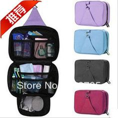 Free Shipping high quality large capacity outdoor hanging wash bag travel storage cosmetic bag on AliExpress.com. $5.49