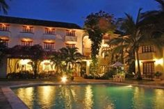 Villa Blanca Huatulco Mexico.  Stayed at this hotel this past winter, wonderful little hotel.