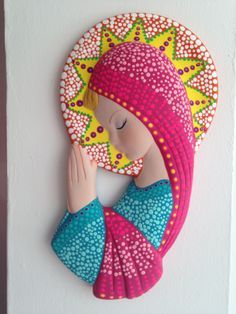 Diy Crafts To Do, Creative Crafts, Clay Crafts, Dot Art Painting, Mandala Painting, Stippling Art, Mandala Dots, Aboriginal Art, Bottle Art