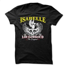 If your name is ISABELLE then this is just for you - #shirt diy #cute sweater. ORDER NOW => https://www.sunfrog.com/Names/If-your-name-is-ISABELLE-then-this-is-just-for-you-29854065-Guys.html?68278