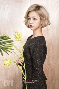 Girl's Day HyeRi, she looks best in short hair no matter wat