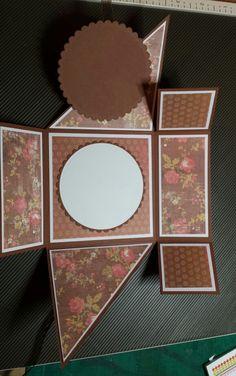3/3 Six fold card
