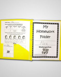 19.99 for a whole year of Kindergarten Common Core Homework Activities Take Home Packet- Totally worth it!