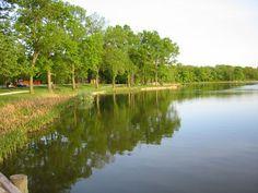 Herrick Lake, Wheaton, IL