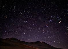 San Pedro de Atacama San Pedro de Atacama, Chile outdoor sky night mountain star galaxy astronomical object outdoor object astronomy darkness atmosphere midnight outer space milky way Night Sky