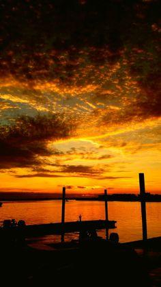 Beaufort-NC Sunset.
