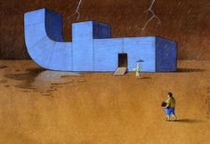 pawel facebook Cartoonist Pawel Kuczynski Takes on Facebook with His Thought Provoking Art