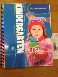 Kindergarten Plus! Printable text