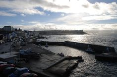 Portstewart Harbour. Oh to live by the sea.