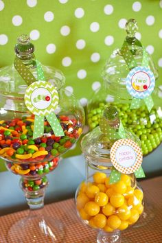 candy fruit   {Fresh Chick Design Studio}