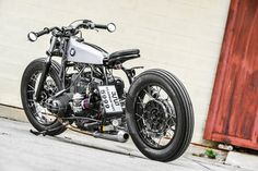 A low-slung BMW boxer custom from K-Speed of Thailand. - Bike EXIF