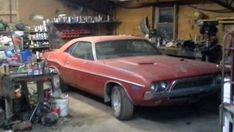Parked Since '79: 1972 Dodge Challenger - http://barnfinds.com/1972-dodge-challenger/