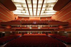 Art Déco: Kansas City Auditorium.