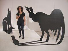 Genç sanatçı Cansu Tanpolat, Mine Sanat'ta yer alan sergisini ekavart.tv ye anlattı.  http://www.ekavart.tv/sergiler/diger/cansu-tanpolatoculermine-sanat-galerisi