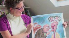 Becoming an illustrator on Vimeo