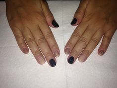 Super Chic. Oval Nail Art, Oval Nails, Fingers, Chic, Beauty, Style, Shabby Chic, Swag, Elegant