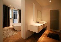 Badkamer in de slaapkamer - Voorlichtingsburo Wonen