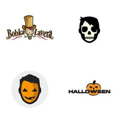 Click the link our bio to checkout a curated gallery of Halloween themed logos ☝