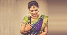Brides - Explore a South Indian Brides Style | Bridal Inspiration