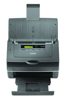 Epson WorkForce B11B194011 Pro GT-S50 Document Scanner  The WorkForce Pro GT-S50 document image scanner offers an amazing value with its remarkable reliability, powerful performance and easy-to-use features. With a daily duty cycle of up to 1200 sheets, plus a 75-page feeder, it's ready to tackle any task in busy office environments. Scan everything from business cards to rigid ID cards. The GT-S50 easily scans both sides of one sheet in just one pass in color, grayscale or bi-tonal...