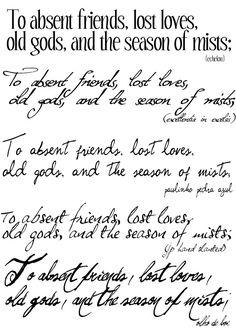Tattoo Script Font Letters Free Cursive