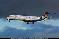 https://flic.kr/p/qrnTmp | TLS.2008_0232_awp | Lufthansa Regional (Lufthansa CityLine) Canadair CL-600-2D24 Regional Jet CRJ-900LR D-ACKL (cn 15095)