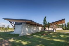 Arkansas State Veterans Cemetery at Birdeye / Fennell Purifoy Architects