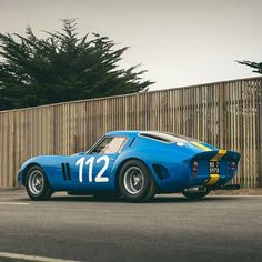 "270 Likes, 5 Comments - @ferrari.classic on Instagram: ""Ferrari 250 GTO, the most expensive car in the world! By: @cchungphoto #ferrari #ferrariclassic…"""
