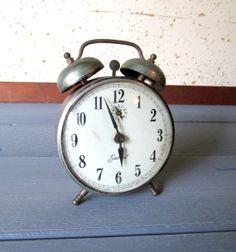 Vintage Lux Alarm Clock
