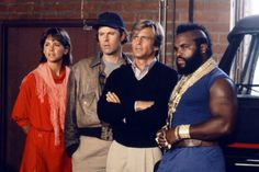 Test Your Knowledge: The A-Team