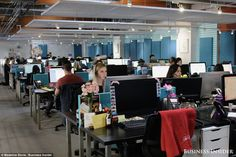 Inside the offices of Jessica Alba's $1.7 billion startup 'Honest' #dailymail