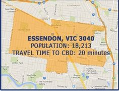 #Essendon #Victoria #SuburbProfile
