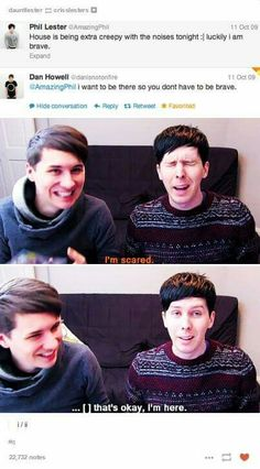 PHAN!!! Do you see PHAN??? Oh My GoD!!! I See PhAN!!! Please let there be phan im so looking forward to it if so!