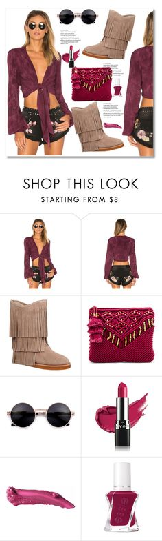 """Shopaa #3"" by aida-nurkovic ❤ liked on Polyvore featuring Koolaburra, Cleobella and Avon"