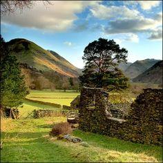Hartsop, Cumbria, Lake District, England