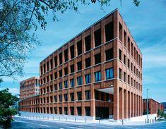 Liliencarré: Bürohaus Biebricher Allee. Foto: (c) Stefan Müller