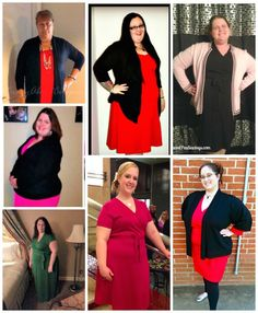 Look at all these beautiful Made to Measure dresses!  If you have a hard to fit body you are going to love your #CustomDress from Abbey Post! Plus #Win a $25 Amazon Gift Card.