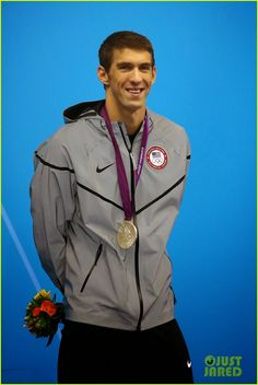 michael phelps medals photos