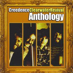 Caratula Frontal de Creedence Clearwater Revival - Anthology