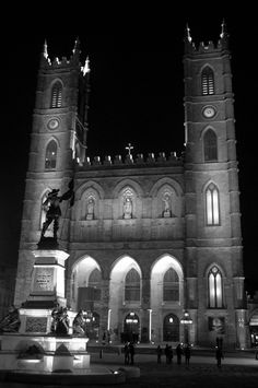 Basilique Notre Dame Montreal on eatlivetravelwrite.com through a walking tour with MTL Food Tours! #Tastetmtl2013
