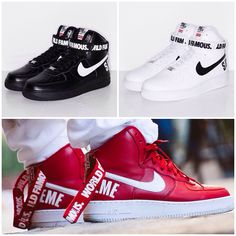 buy popular 26461 f6755 Best of luck to those going in on the nike x supremenewyork AIR FORCE