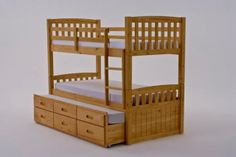 CAPTAINS - BUNK WITH STORAGE & GUEST ONLY