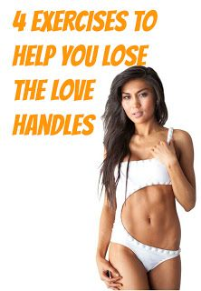 Ab Exercises to Help You Lose the Love Handles