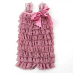 Buy this Dusty Pink Smitten Beautiful layers of lace and a soft stretch fabric for comfort. Perfect for photo shoots, events, parties and every day wear. Baby Shop Online, Girl Standing, Ruffle Romper, Dusty Pink, Beautiful Babies, Stretch Fabric, Kids Outfits, Layers, One Piece