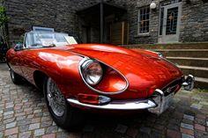 Jaguar E Type SII (1971)    Shapes of history.