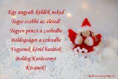 Karácsonyi jókívánságok képekkel ⋆ KellemesÜnnepeket.hu Xmas, Christmas Ornaments, Emoji, Advent, December, Seasons, Holiday Decor, Home Decor, Google