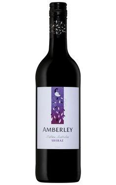 Amberley Shiraz Western Australia - 6 Bottles Australian Shiraz, Red Berry Fruit, Cheap Red Wine, New Zealand Wine, Wine Display, Red Wines, Red Grapes, Wine Online, Western Australia